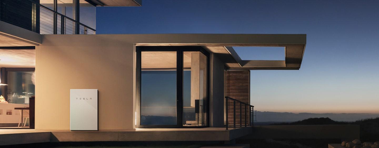 Tesla Powerwall Home Battery In Los Angeles