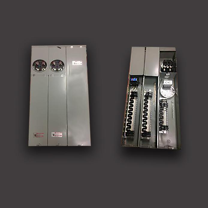 Solar Main Panel